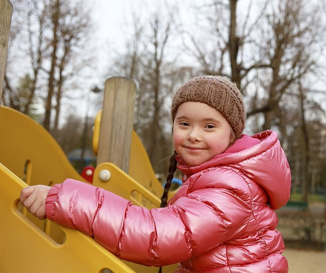 help for downs kids